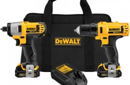 DeWalt tool sale happening Friday night at 6pm